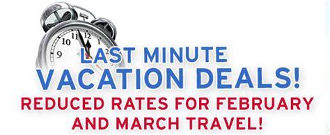 southwest airlines last minute vacation deals