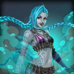 get jixed jinx league of legends by karulox on deviantart