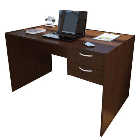 escritorio con cajonera escritorio reproex con cajonera tabaco escritorio