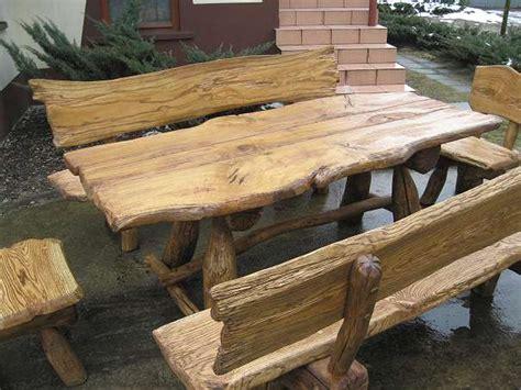 Gartentisch Holz Massiv Rustikal by Quot Rusti Eiche Quot 100 Eiche Extrem Rustikal Handgemacht