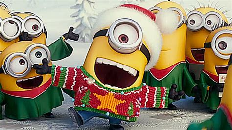 wallpaper christmas minion xmas couldn t have been more xmasy
