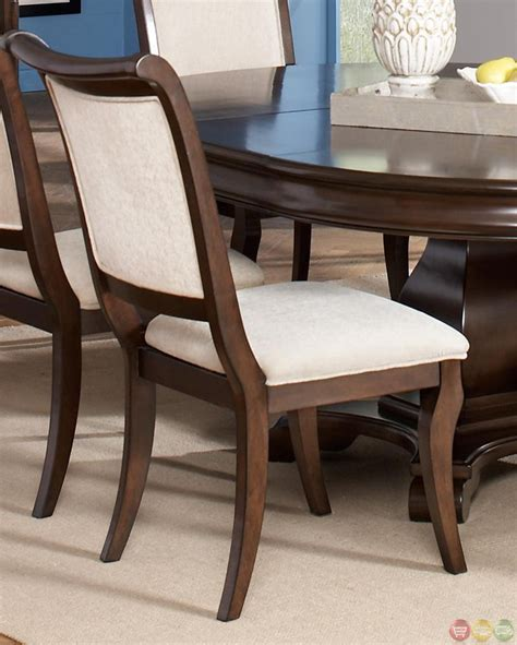 Dining Room Chairs Finish Harris Cherry Finish Dining Room Furniture Set