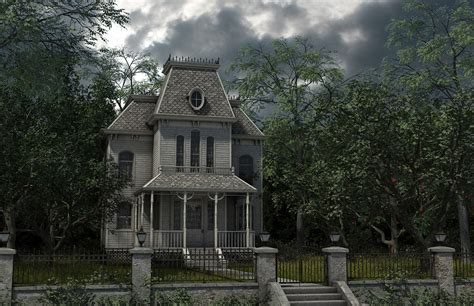 psycho house cgarchitect professional 3d architectural visualization user community psycho