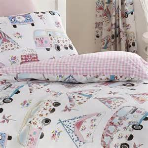 Cot Bed Duvet Sets Uk Festival Double Duvet Cover New Tent Campervan Bedding Ebay