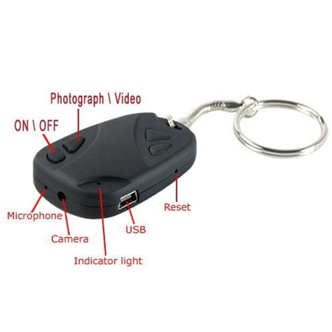Kamera Cctv Indoor Ahd Spc 1 3mp keychain car remote dvr