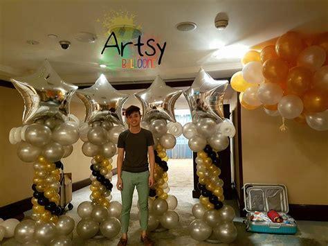 21st Decorations by Balloon Decorations 171 Artsyballoons Singapore Balloon