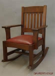 Mission Arm Chair Design Ideas Mission Rocking Chair By Dryadstudios On Deviantart