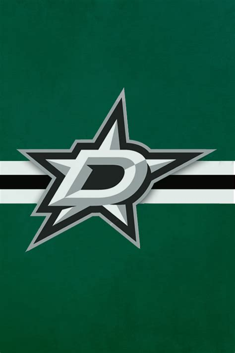 sports wallpaper for iphone and android dallas new logo nhl teams logo