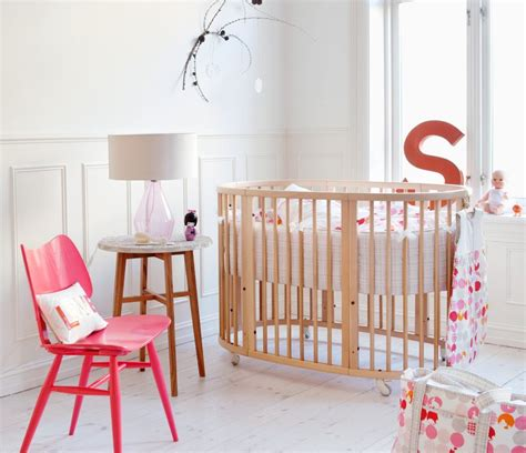 Stokke Crib System by 3 Brands That Exude Modern Baby Nursery Style