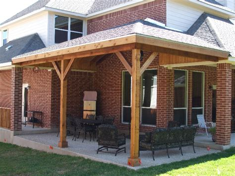 Roof covers, hip roof patio cover plans hip roof patio