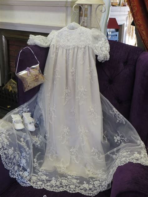 Handmade Christening Gowns - 7 best christening gowns by mammy jo nell images on