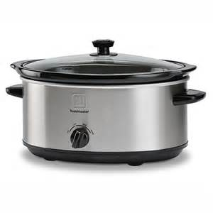 7 qt cookers toastmaster tm 701sc 7 qt oval stainless steel cooker