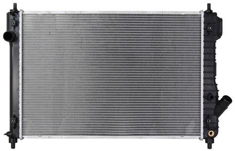 Tabung Radiator Chevrolet Aveo new radiator assembly fits chevrolet aveo 1 6l 2009 2010 96942182 gm3010527 ebay