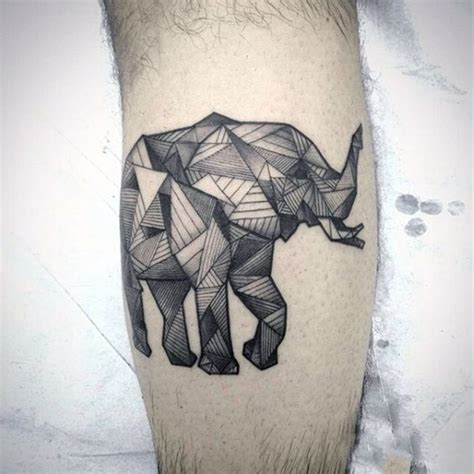 paper elephant tattoo 65 badass elephant tattoo ideas for both men and women