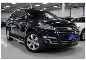 where is chevy traverse made autos post