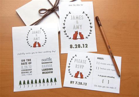 diy invitation ideas wedding budget wedding ideas diy invitations etsy weddings sweet
