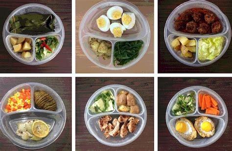 menurunkan berat badan  menu diet rendah kalori