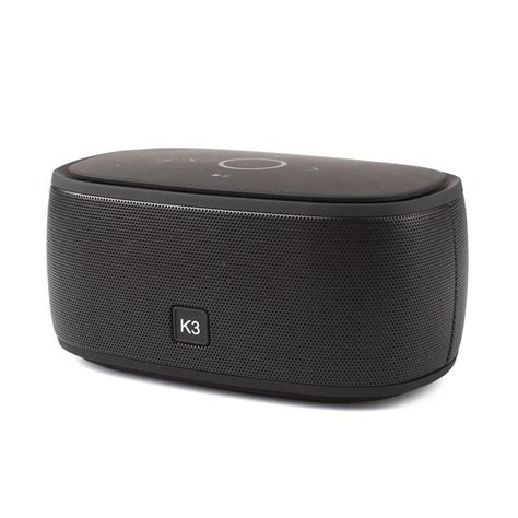 Speaker Portabel Player Fleco F 36 portable 3d surround bass bluetooth speaker with tf