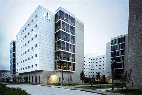 uh housing ksq architects completes new student housing on the university of houston cus