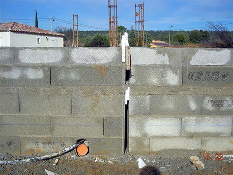 Comment Monter Un Mur 5043 by R 233 Novation Maison Ma 231 Onnerie Avis Joint De Dilatation