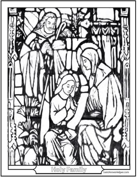 printable coloring pages holy family 15 printable coloring pages jesus