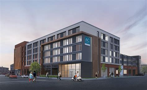 Nulu's AC Hotel gets new renderings, moving forward
