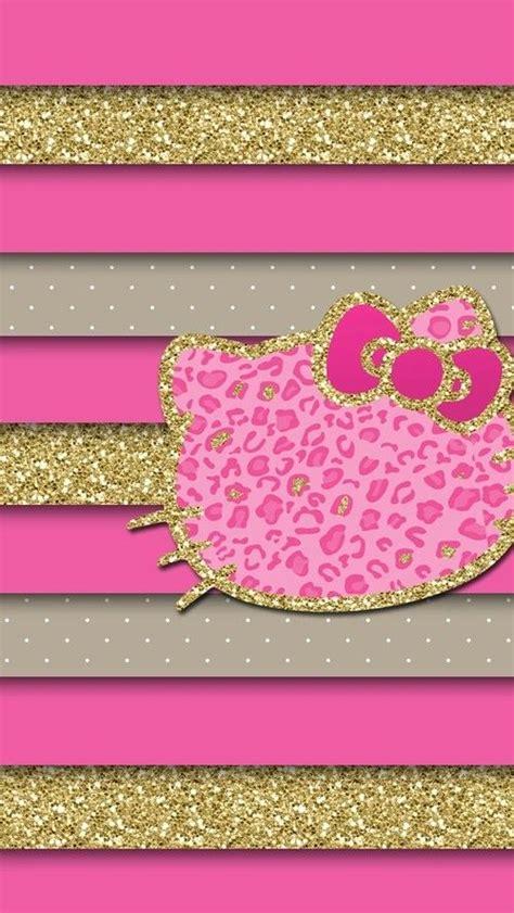 wallpaper hello kitty glitter bergerak 1000 images about wallpaper hello kitty on pinterest