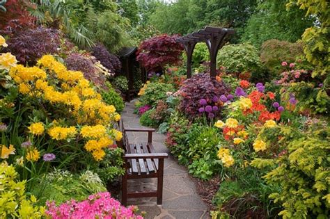 The Garden Four Seasons by Azaleas Rhododendrons