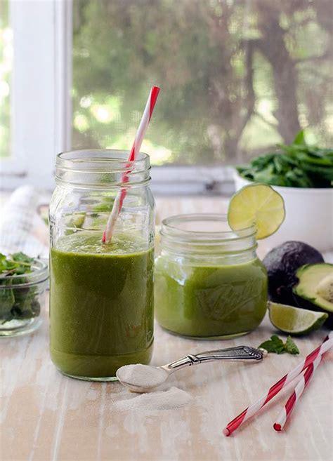 Go Green Detox Drink going green detox smoothie recipe