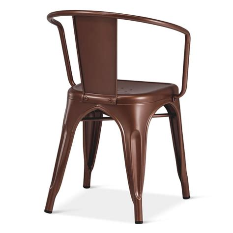 carlisle metal dining chair threshold target