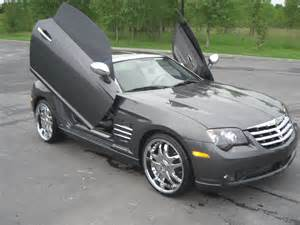 Chrysler Crossfire Mods Killaeyez87 2007 Chrysler Crossfire Specs Photos