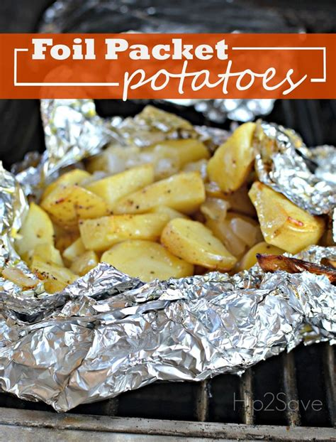Favorite Summer Side Grilled Potato Packets by 25 Best Ideas About Grilled Baked Potatoes On