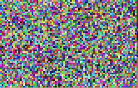 fun colors fun mosaic effect with go
