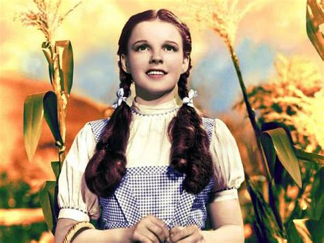 judy garland as dorothy wizard of oz judy garland s dress from the wizard of oz expected to