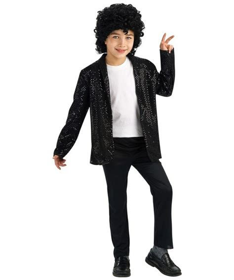 Michael Jackson Costumes Up For Auction by Michael Jackson Billie Jean Jacket Costume Deluxe