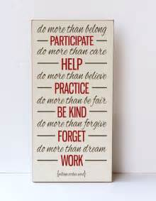 inspiration quote wood sign do more than wooden wall art we creative tomorrow by dreams today wall art decal home
