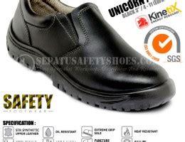 Sepatu Safety Mekanik unicorn 2302kx toko sepatu safety safety shoes
