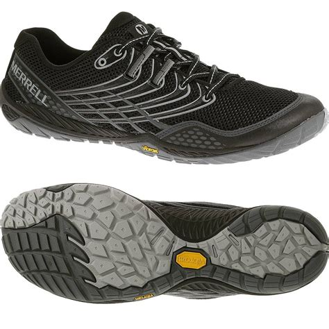 shoes and merrell trail glove 3 mens running shoes