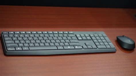 Keyboard Dan Mouse Wireless Logitech review paket keyboard dan mouse wireless logitech mk 235 yang praktis digunakan blognya asep