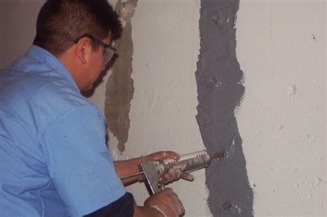 fix basement cracks foundation repair methods and what to consider