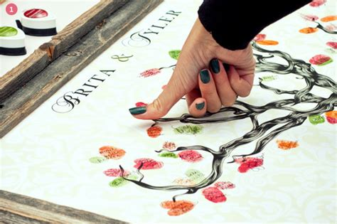 Finishing Touches: Creative Guestbook Ideas