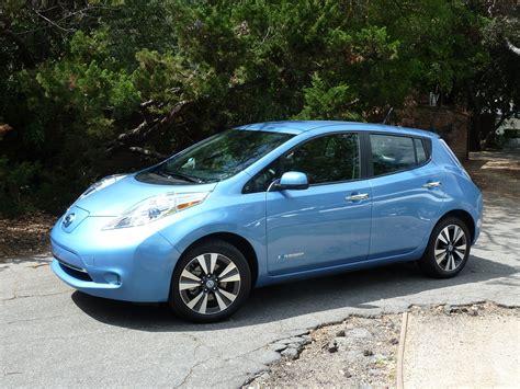 Sl Leaf driven 2014 nissan leaf sl electric matt cars