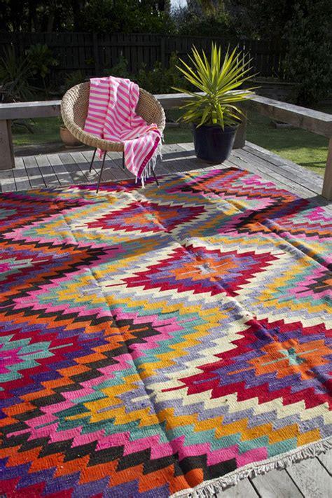 Outdoor Kilim Rug alfombras de exterior