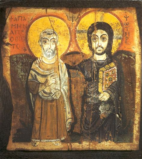 image of christ the icon of christ and his friend fuelforpilgrims