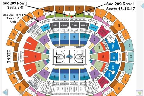 amway center seating chart seating chart at amway center call or text me if