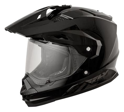 fly racing motocross helmets fly racing trekker helmet revzilla