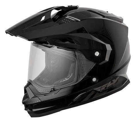 Helm Half Gix 207 Racing Visor fly racing trekker helmet revzilla