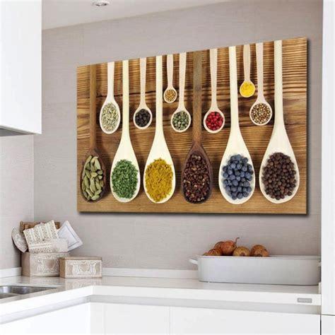 spezie cucina cucchiai con spezie quadro per cucina alta qualit 224