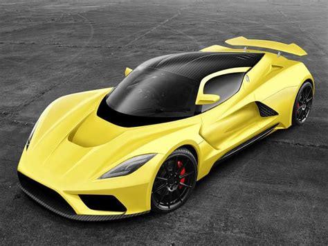 Schnellstes Auto Kmh by Bis Zu 480 Km H Wird Der Neue Hennessey Venom F5 Das