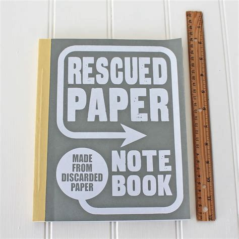 Rescued Paper Pads From Sukie by Rescued Paper Notebook By Sukie Notonthehighstreet